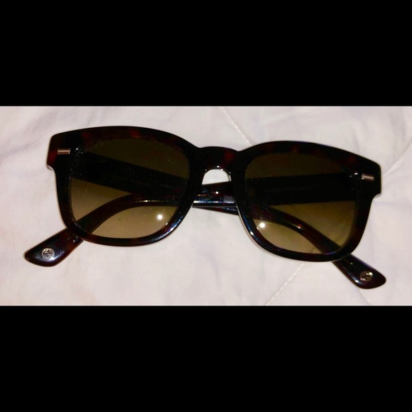 8c869c1d2d7f2 Gucci Accessories - Gucci dark tortoise sunglasses 50mm style 1079